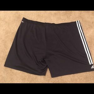 Men's ADIDAS athletic shorts size 4XL EUC